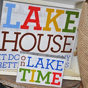 Lake Room