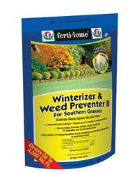 Fertilome Winterizer & Weed Preventer II for Southern Grasses w/Dimension 10-0-14
