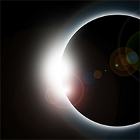 solar eclipse party