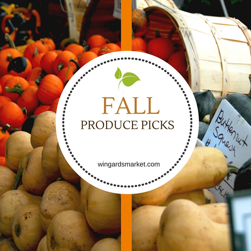 Fall Produce Picks