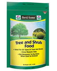 Fertilome Tree and Shrub Food 19-8-10
