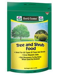 Fertilome Tree and Shrub Food 19-8-10