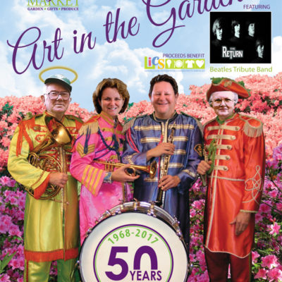 Art in the Garden Tickets