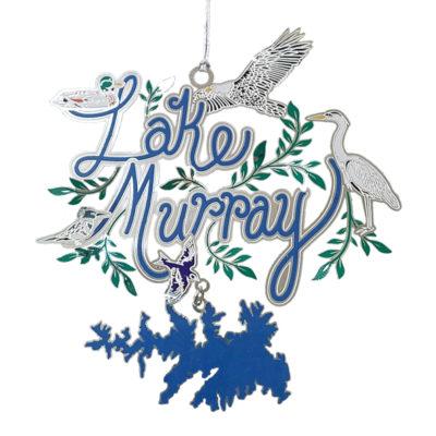 2017 Lake Murray Ornament