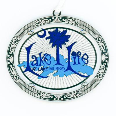2012 Lake Murray Ornament