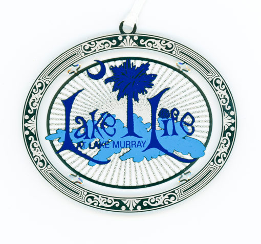 2012 Lake Murray Ornament
