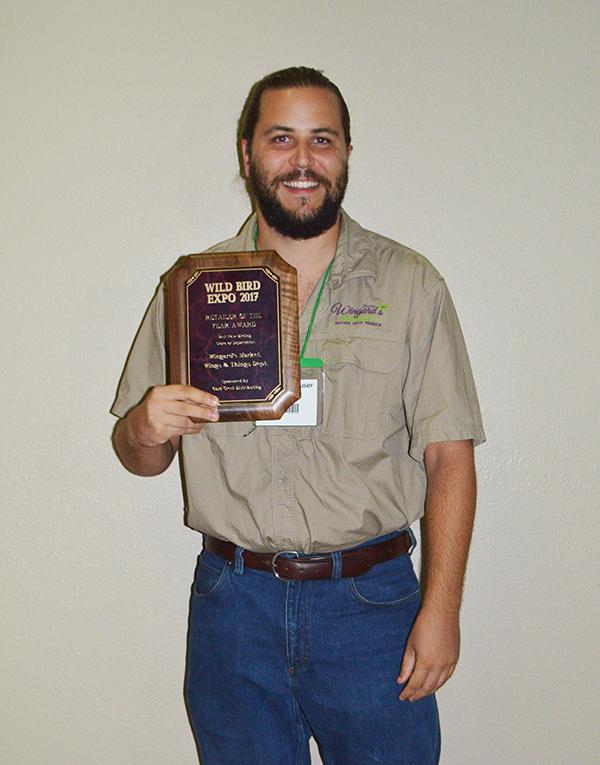Best Birding Retailer Award Winner