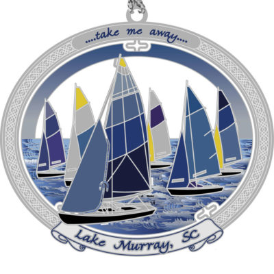 Lake Murray Ornaments